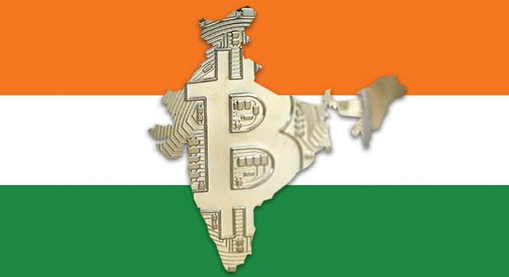 The Reserve Bank of India officially banned services related to cryptocurrencies