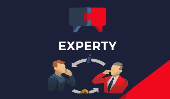 experty ico hacked