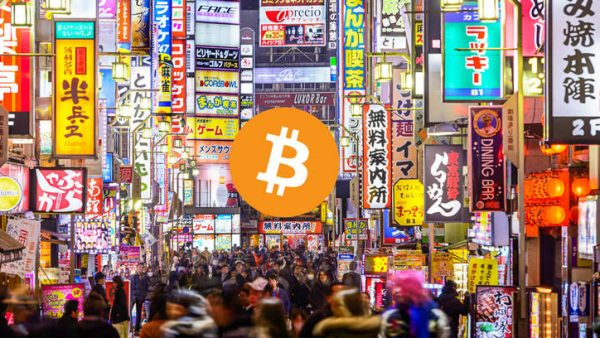 Japan and its love to Bitcoin