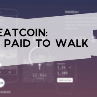 Workout and get paid in cryptocurrency