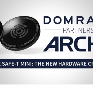 Archos company announced a release of hardware cryptocurrency wallets