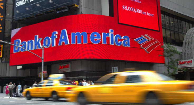 Bank of America: cryptocurrencies threaten our business model