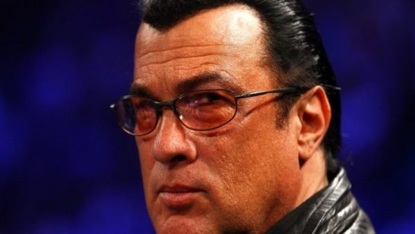 Steven Seagal became a face of the upcoming ICO