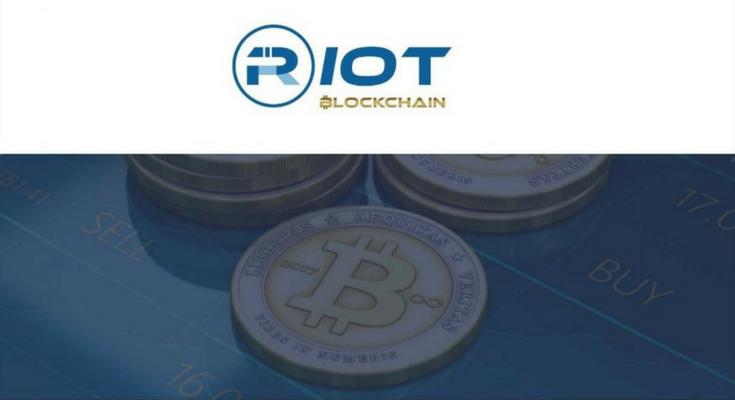 Riot Blockchain plans to launch a Bitcoin exchange in the USA