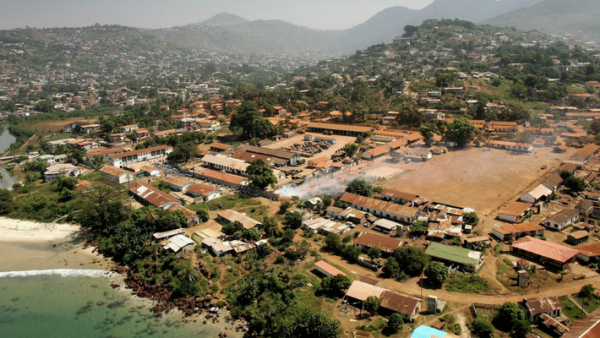 Sierra Leone had the first presidential elections with usage of the blockchain technology