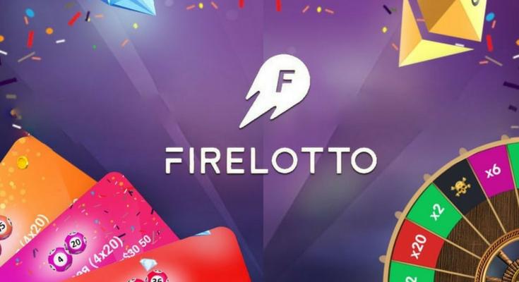 The USA legalizes Firelotto blockchain lottery