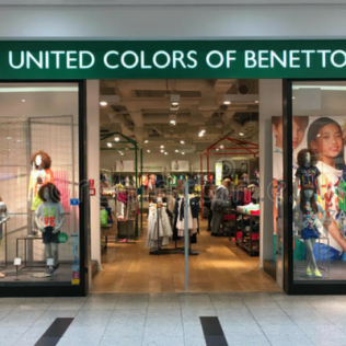 United Colors of Benetton accepts Bitcoin