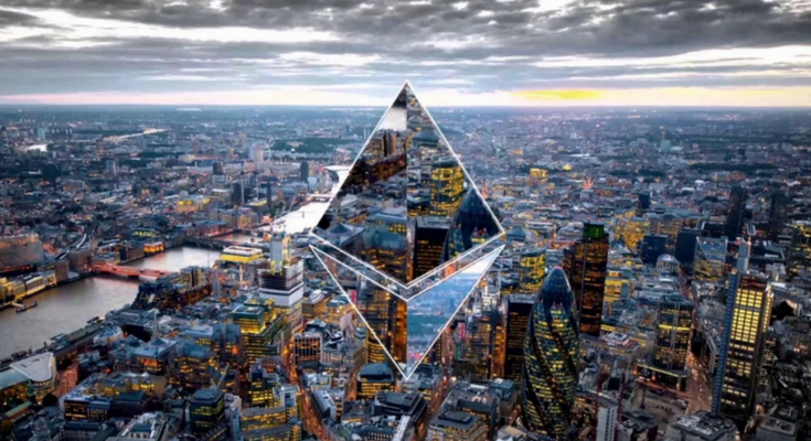 Top 5 the most promising Ethereum blockchain based projects