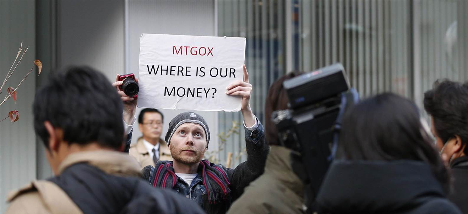 Mt. Gox keeps the tension