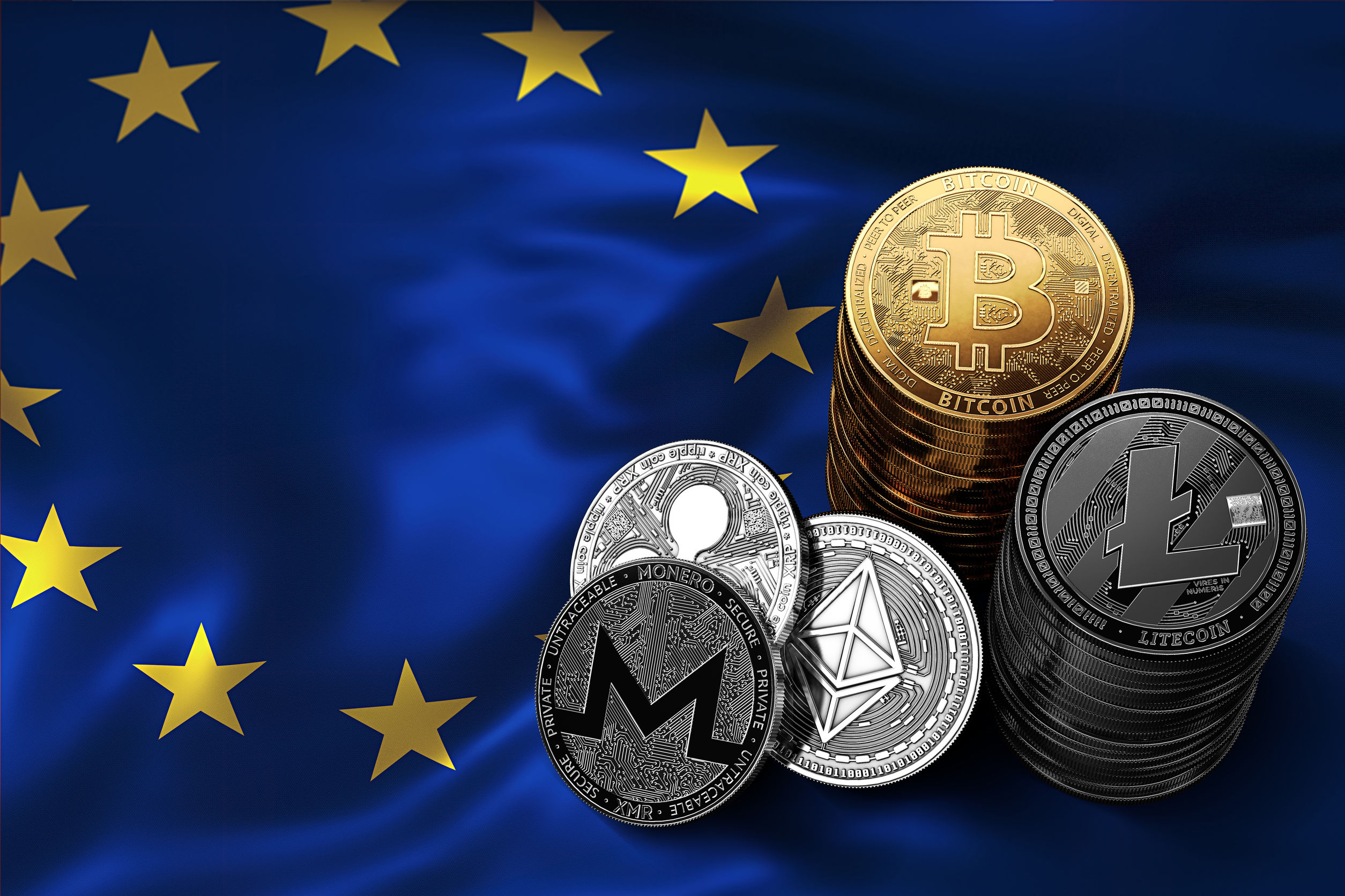How European banks ban the accounts of cryptocurrency start-ups
