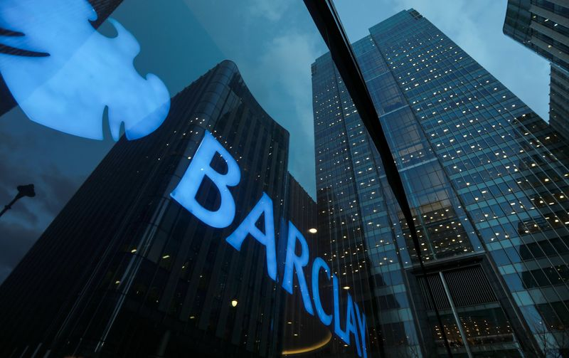 Barclays introduces blockchain patent applications