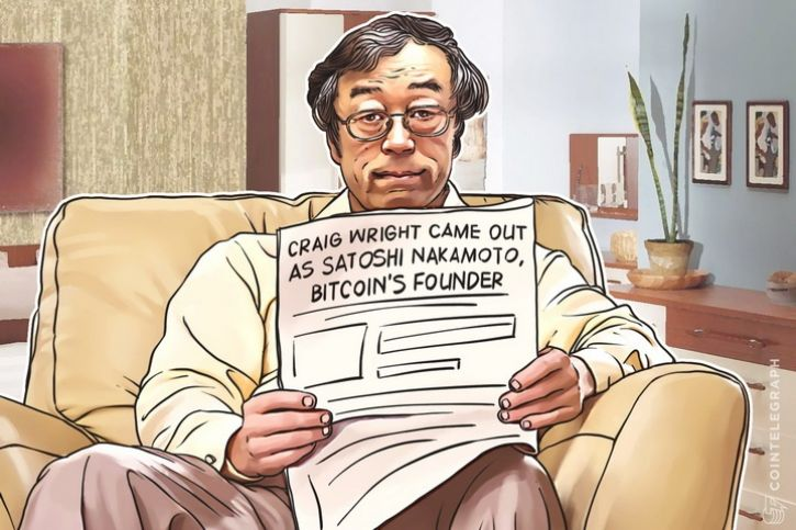 Satoshi Nakamoto will write a book about Bitcoin