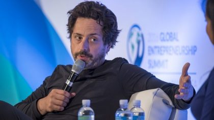 Co-founder of Google Sergey Brin admitted that he mines Ethereum
