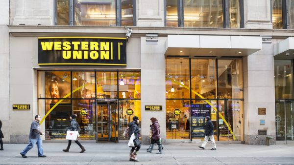 Western Union has patented a system of secure cryptocurrency payments