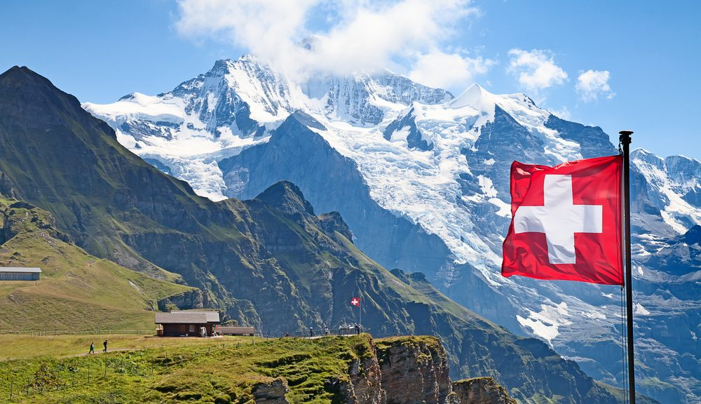 Is Switzerland the best place for the cryptocurrencies?